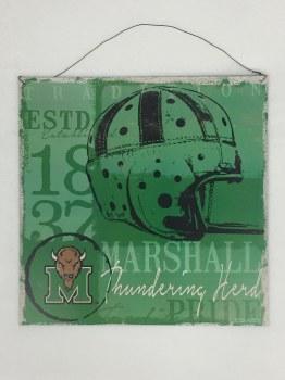 Marshall Tin Sign