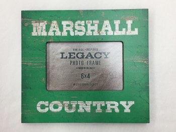Marshall Country 6x4 Picture Frame