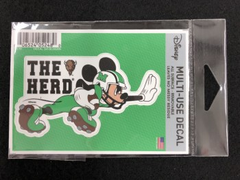Mickey The Herd Decal