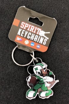 Mickey Football Keychain