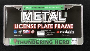 May The Herd Be With You License Frame