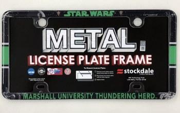 Star Wars License Frame