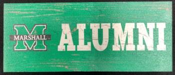 MU Wooden Alumni Block