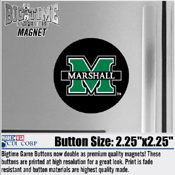 Button Magnet M/Marshall