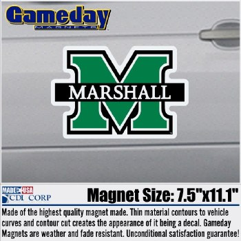 M/Marshall Medium Magnet