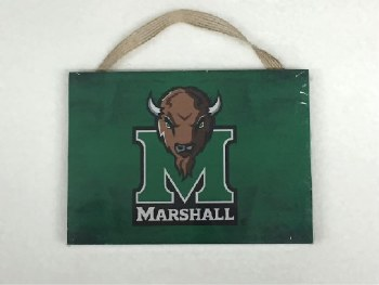 Marco/M/Marshall Small Plaque