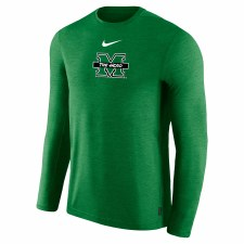 Nike Coach Long Sleeve Tee- S