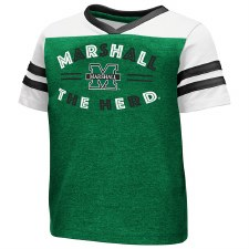 Feathers Toddler Girls Tee- 2T