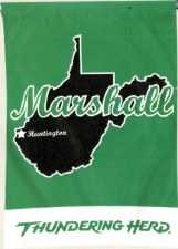 State with Marshall Garden Flag- Kelly
