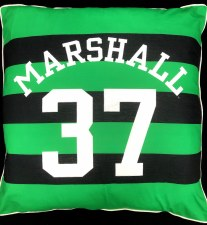 "Marshall Spirit Pillow 22"" x 22"""