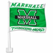 M/Marshall Car Flag