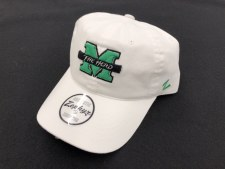 M/The Herd Scholarship Hat - White
