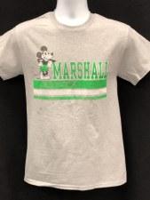 Mickey Marshall Grey Tee- S