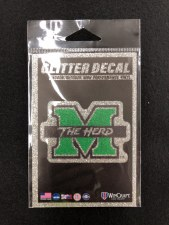 M/The Herd Glitter Decal