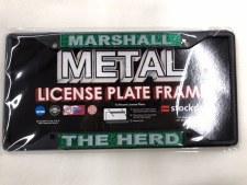 Marshall Glitter License Frame