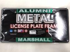 Marshall Alumni License Frame