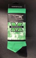 Acid Wash Socks Kelly- S