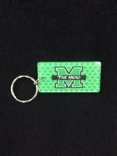 Lattice M/The Herd Keychain