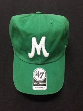 Throwback M Hat