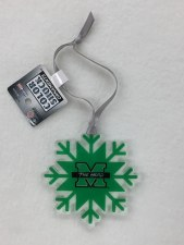 Marshall Snowflake Ornament