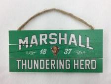 Marshall Thundering Herd Hanging Pallet