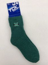 Green Cozy Sock