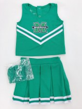 Cheer Outfit- 2T