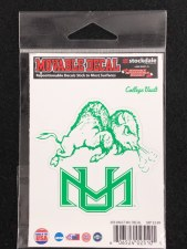 Young Thundering Herd Buffalo- Vault 3 x 5 Decal