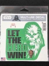 Chewbacca Decal