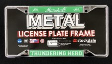 Marshall Vault License Frame