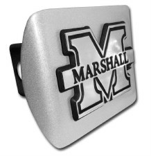 M/Marshall Hitch Cover-Crome