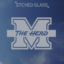M/The Herd Etched Decal