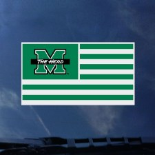 Flag M/The Herd Decal