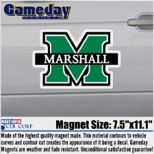 M/Marshall Medium Magnet