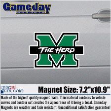 M/The Herd Medium Magnet