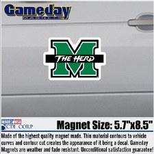 M/The Herd Regular Magnet