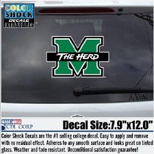 M/The Herd Large Decal