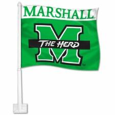 M/The Herd Car Flag