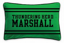 "Marshall Spirit Pillow 14"" x 22"""