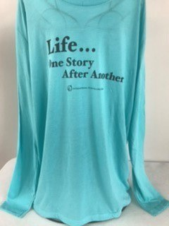 LS Aqua Life...One Story After Another Tee XL