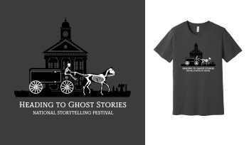 Ghost Story Tee XS