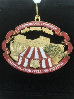 Festival Ornament with Tent