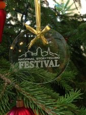 Festival Ornament Clear