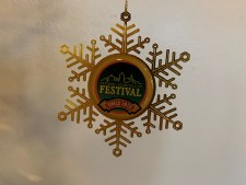Festival Ornament Star