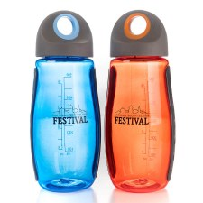 NSF Water Bottle in Orange
