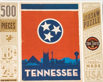 3 Star Tennessee Puzzle
