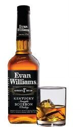Evan Williams Black Traveler