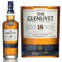 Glenlivet 18 Year Scotch 750ml