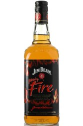 Jim Beam Kentucky Fire 750ml