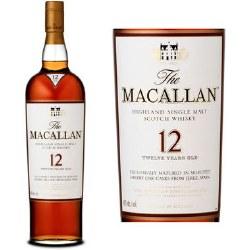 Macallan 12 Year 750ml